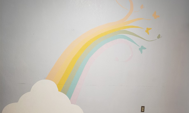 Painting Positivity in the Midst of a Pandemic